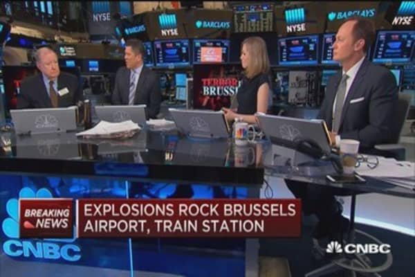 Cashin: Markets aren't much moved by singular terror events