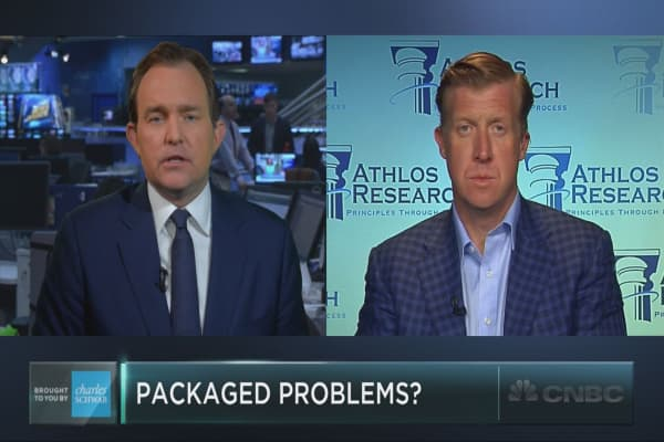 The packaged foods mystery