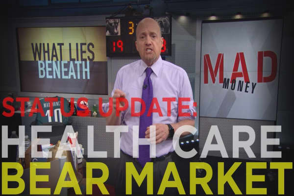 Cramer Remix: Is the biotech bear market over?