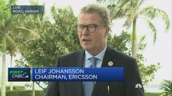 Ericsson's Asia Strategy