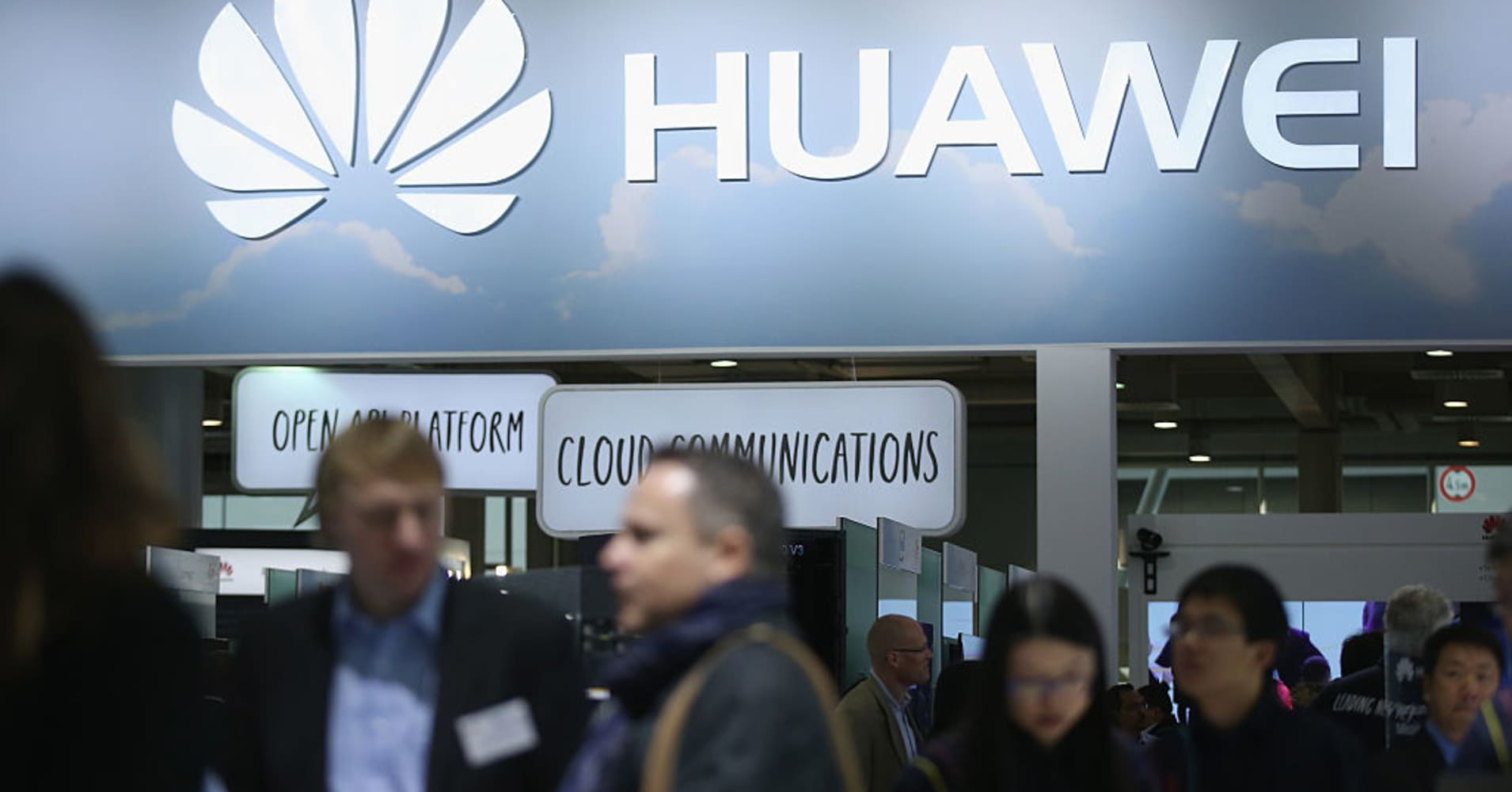 As Huawei faces trouble in the West, it could find solace in India