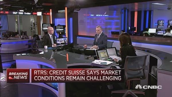 The problems facing European banks