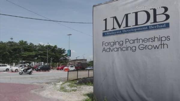 Former Malaysia PM sues Najib Razak for alleged corruption