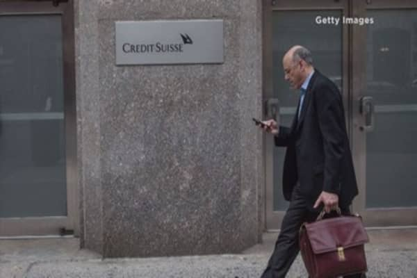Credit Suisse to cut another 2K jobs