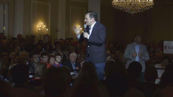 Jeb Bush endorses Ted Cruz for president