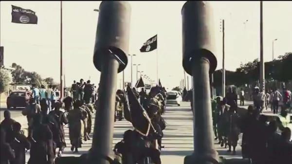ISIS threatens 'dark days'