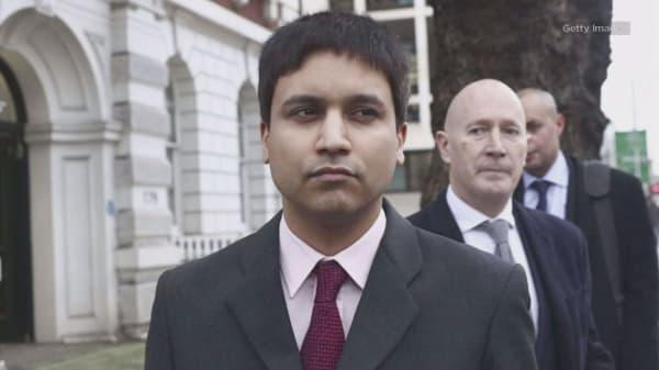 'Flash crash' faces US extradition