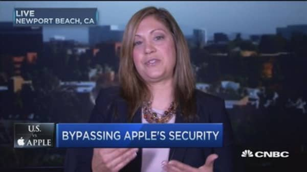 Bypassing Apple's security