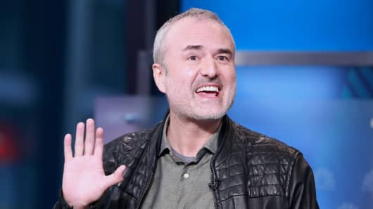 Nick Denton, founder and Managing Editor at Gawker Media.