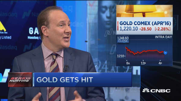 Why gold is your safest and best bet: