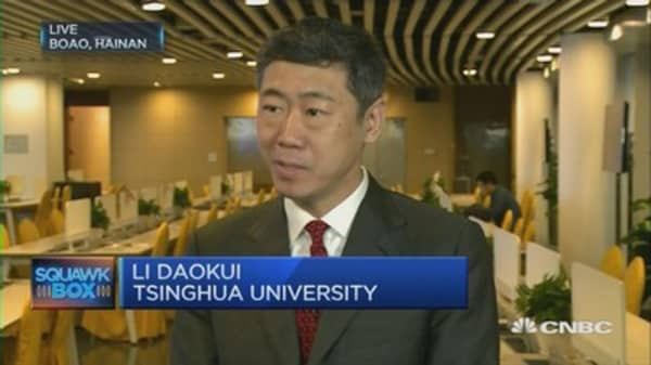 China debt dilemma