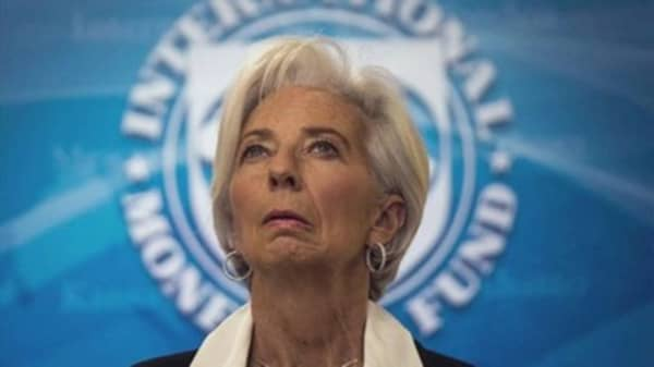 IMF says rate hikes needed to boost world economy
