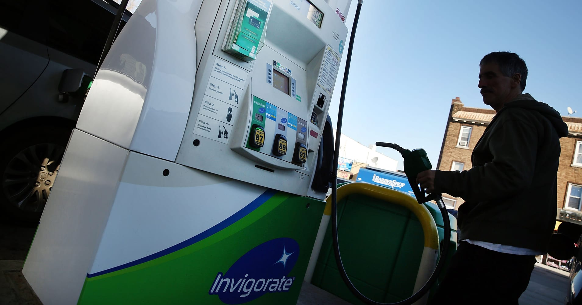Here's why gas prices are falling, and why drivers shouldn't get too used to them