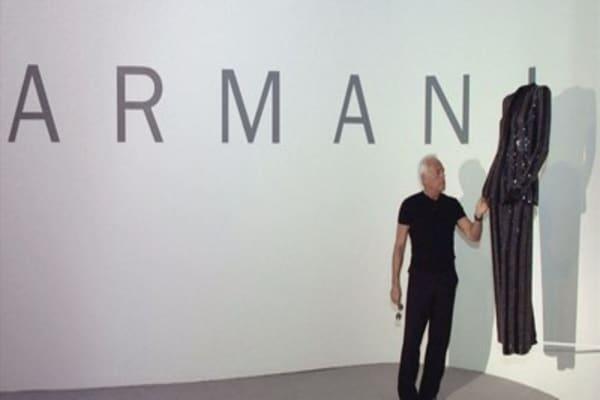 Giorgio Armani pledges to go fur free