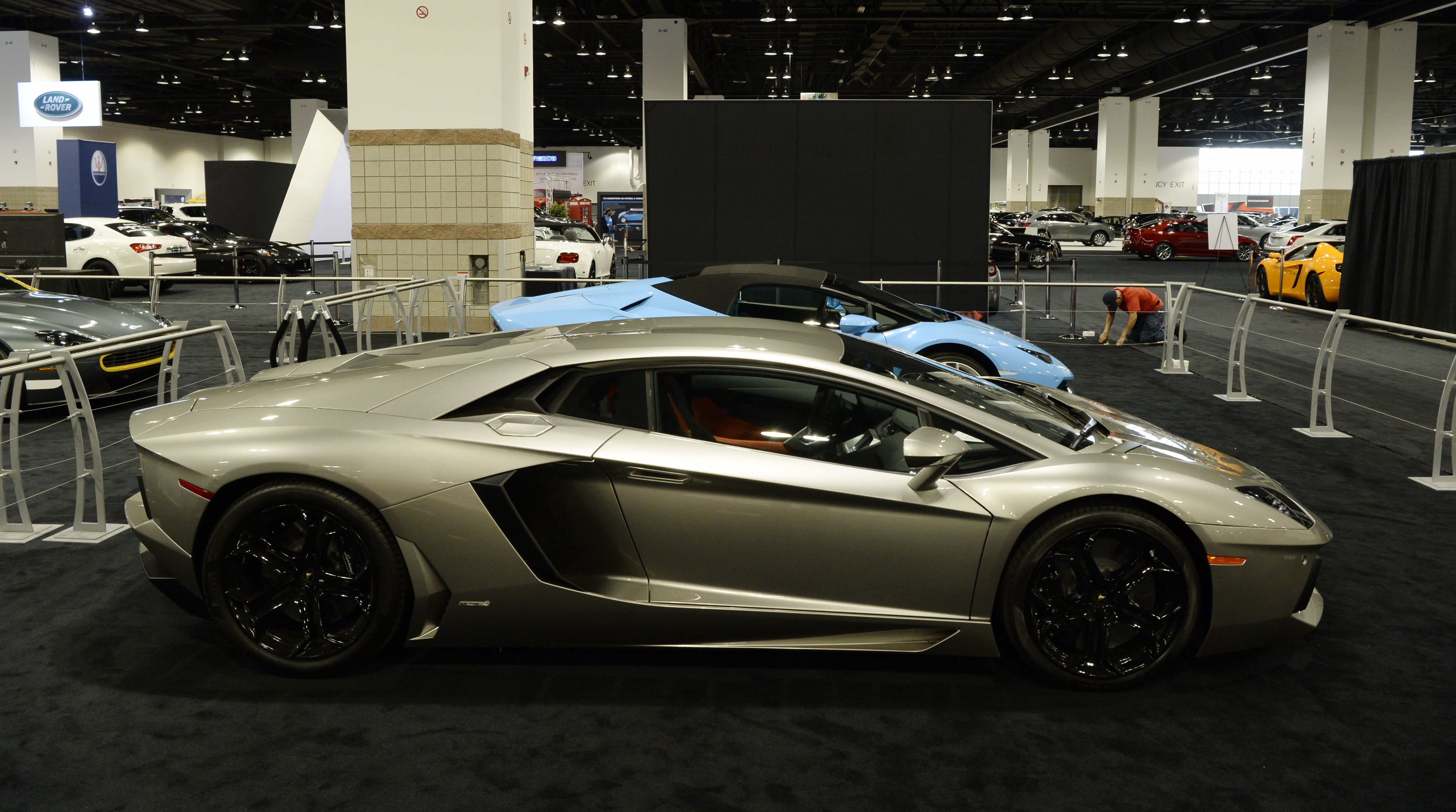 Luxury Car Sales In The Fast Lane