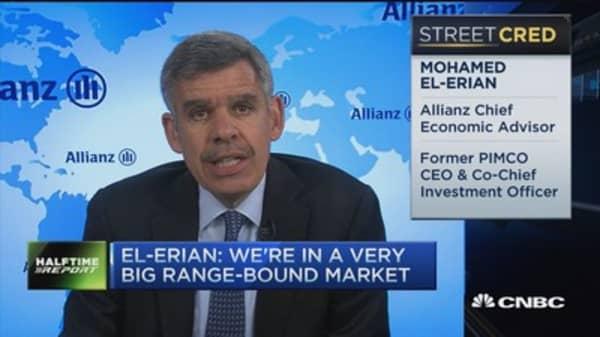 10% downside ahead: El-Erian