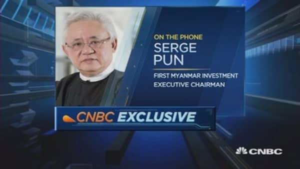 CNBC Exclusive: Yangon stock exchange starts trading