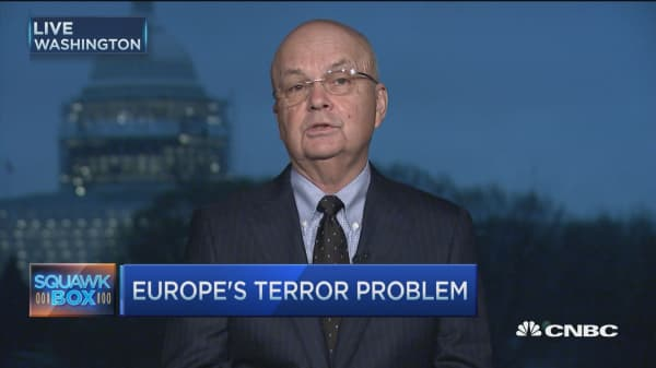 Europe's terror problem