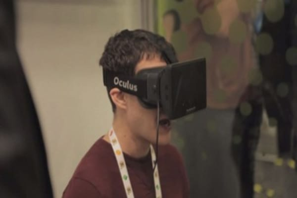 Virtual reality not just for gaming