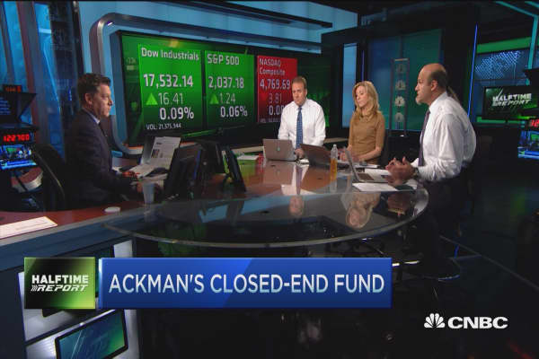 How to bet on Ackman despite crush