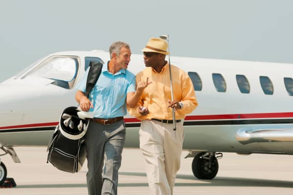 SLSR 7 Ways to golf like a millionaire.