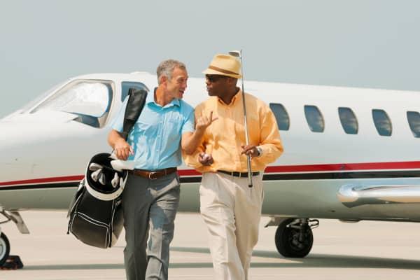 SLSR 7 Ways to golf like a millionaire.