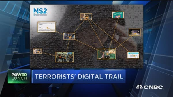 Tracking bad guys' digital trail