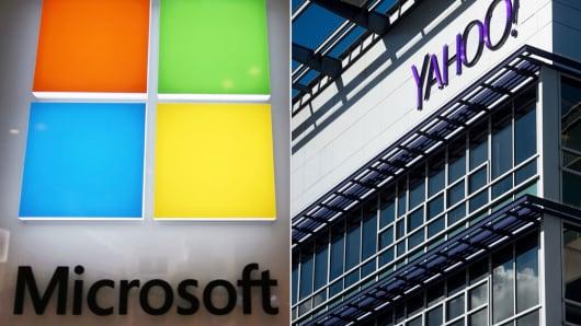 Microsoft and Yahoo