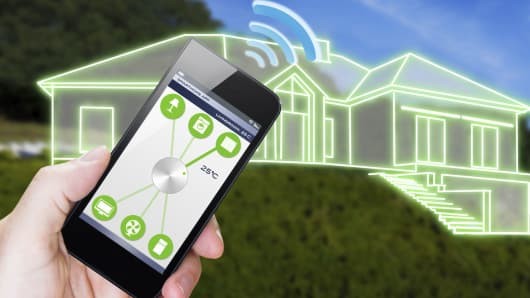 Home smart technology