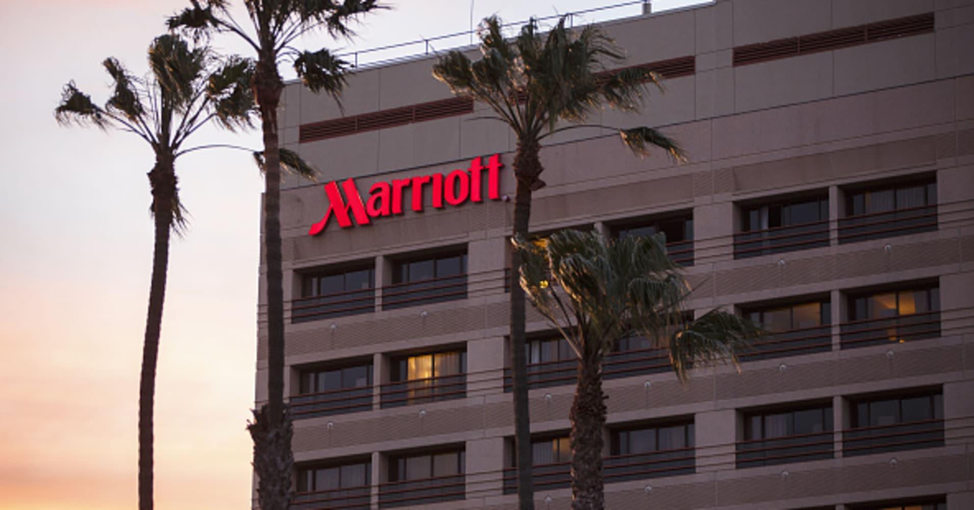 marriott international business strategy