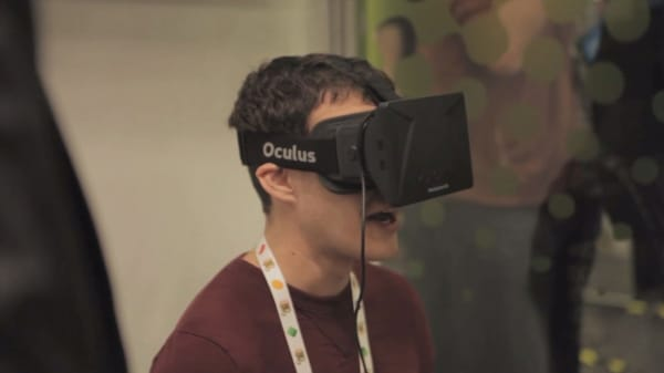 Other uses for Facebook's Oculus Rift