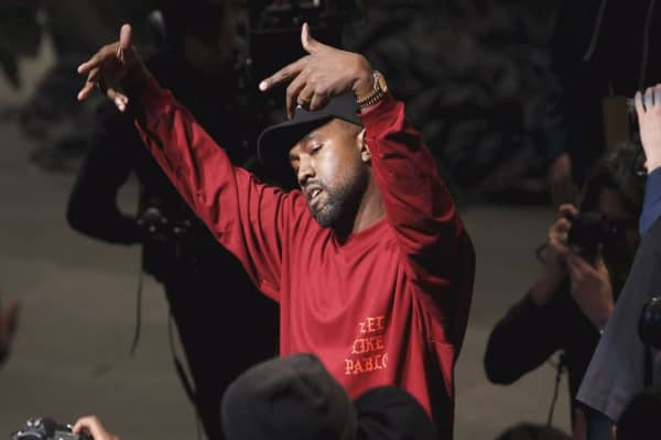 Kanye releases new track on non-Tidal services