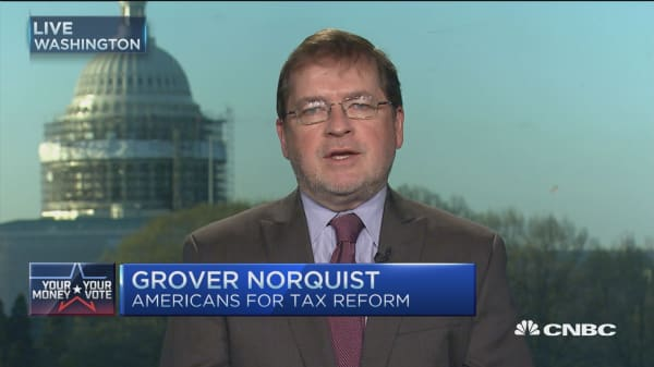 Norquist: Tackling trade, tariffs and taxes
