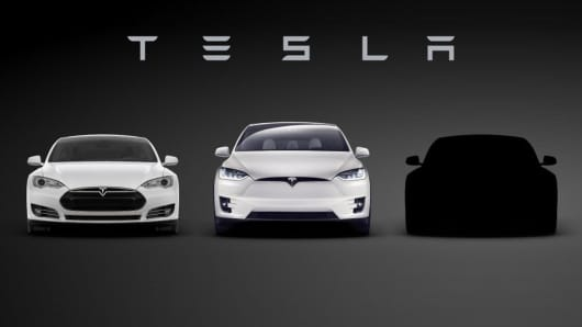 Tesla Model 3 to be unveiled on 31 March 2016.