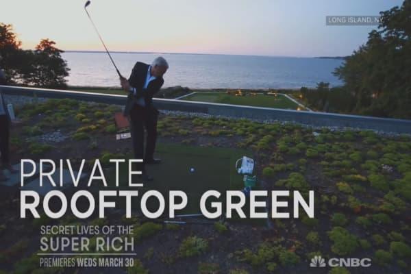 5 ways to golf like a millionaire