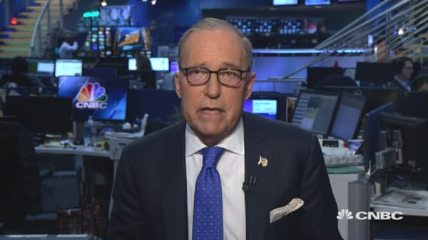 Larry Kudlow agrees with Yellen