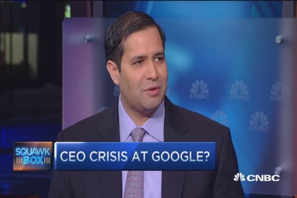 Pro targets Google's 'moonshot' at $1070