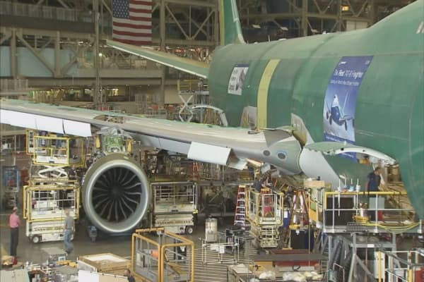 Boeing to cut 4k jobs