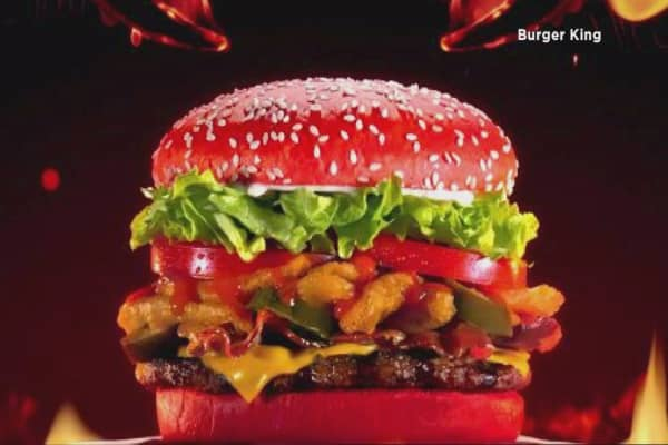 Burger King debuts the Angriest Burger