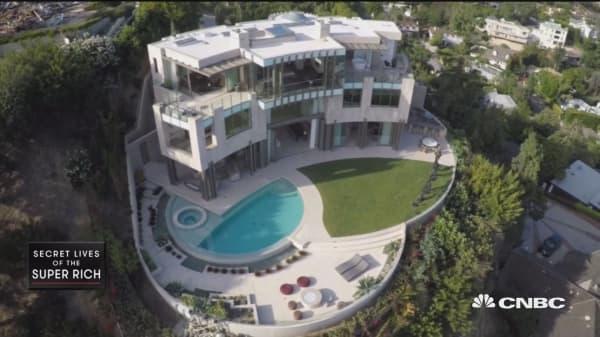 Inside LA's $29 million bachelor pad