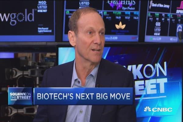 Biotech's next move