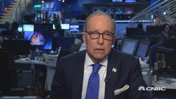 Larry Kudlow: The Terrorists are Winning