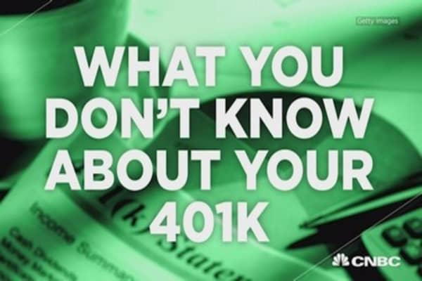 5 things you don't know about your 401(k)