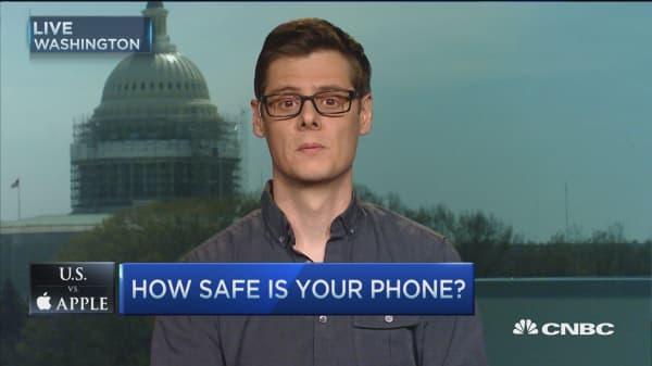 How safe is your iPhone?