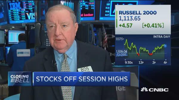 Cashin: Yellen effect beginning to wear off