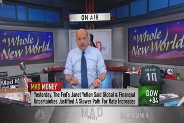 Cramer: With Fed fear gone, these stocks thrive