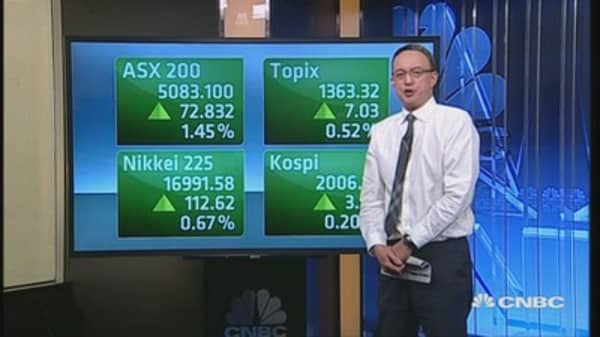 Asia stocks to focus on US equities gains and oil prices