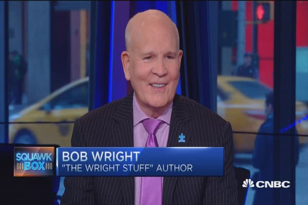 Bob Wright: Autism's hidden epidemic