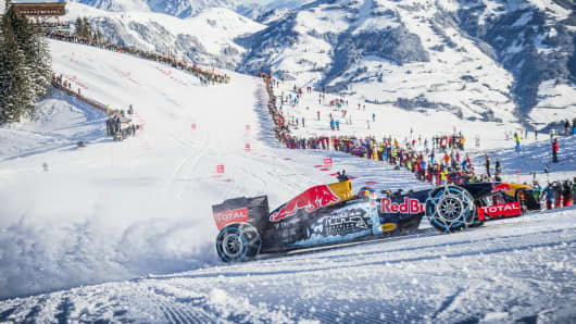 Red Bull Media House announces it will shoot editorial content for Reuters.