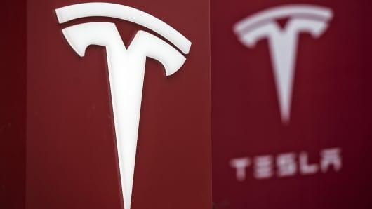 Tesla Motors Inc. logo